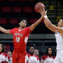 Irondequoit Eagles fall in state boys basketball semifinals