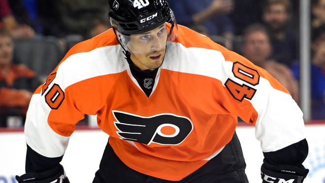Thursday night against the Devils was Vinny Lecavalier's first game all season.