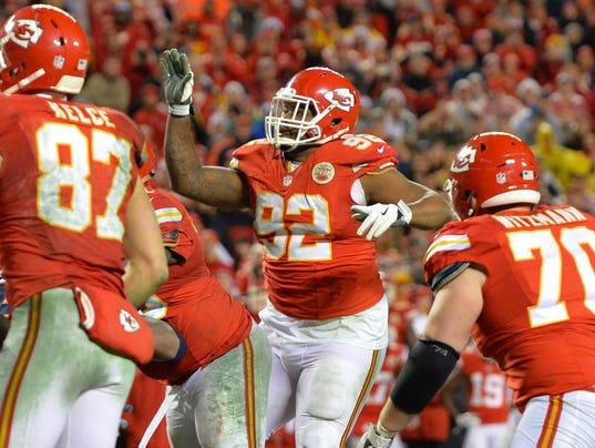 a09b7e5508fd As the Kansas City Chiefs finished off their 33-10 win over the Denver  Broncos