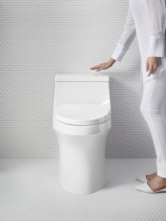 Toilet Technology Revolutionizes The Flush