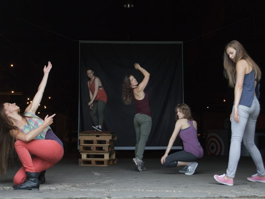 """Wild Space Dance Company will perform """"Artifacts,"""""""
