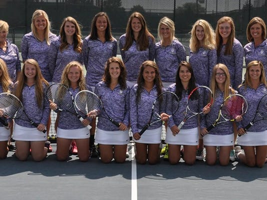 Taylor Womens Tennis