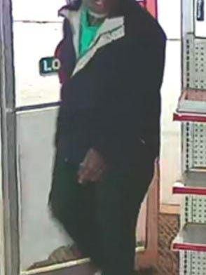 Police want to identify this man who burglarized a store Nov. 14.
