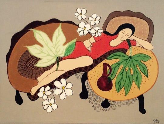 """Fantacy"" by Estelle Goldman"