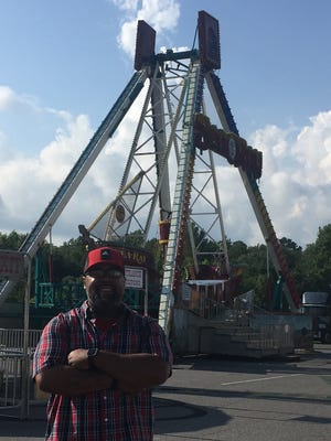 Jeffrey Lake, of Jeffrey Lake and Associates, invites the community to the Step of Faith Carnival set for 6 - 10 p.m. Wednesday through Saturday.