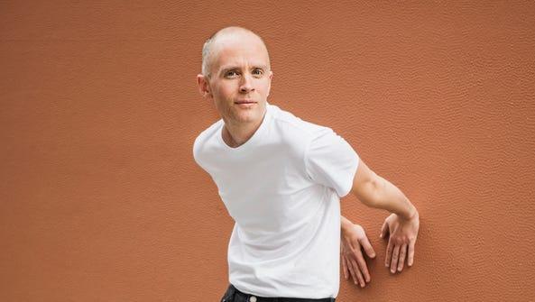 Indie-pop star Jens Lekman performs on Monday night