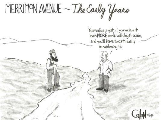 Merrimon Avenue 1