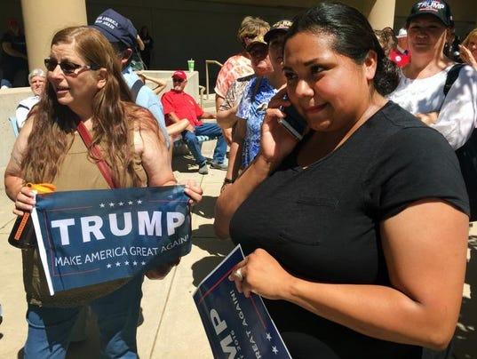 Trump in Albuquerque