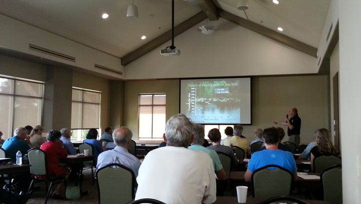 Lake conference aims to improve water, soil quality