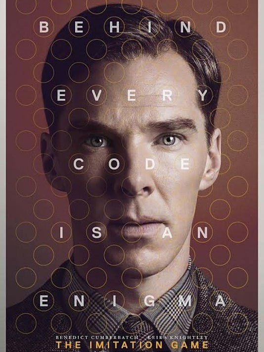 "A poster for ""The Imitation Game.""  (Courtesy TWC)"