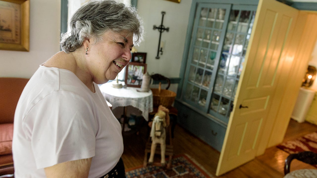Elizabeth Sutton and Robert Kennedy  have owned the Barker House in New Oxford for 11 years. It has been a bed and breakfast for the past 20 years.