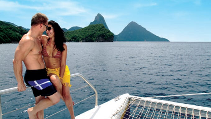 St. Lucia is for lovers: What to do as a couple