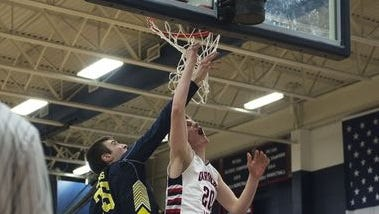 Carolina Day senior Ben Lochen has committed to play college basketball for Randolph (Va.).