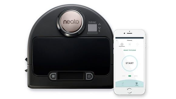 Neato Botvac Connected This Impressive Wifi Robot Vacuum Is The