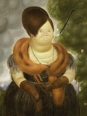 The granny-booted leviathan of a proprietress (think of a Botero figure in lace-up orthotic boots) rarely moved from her dim back room.