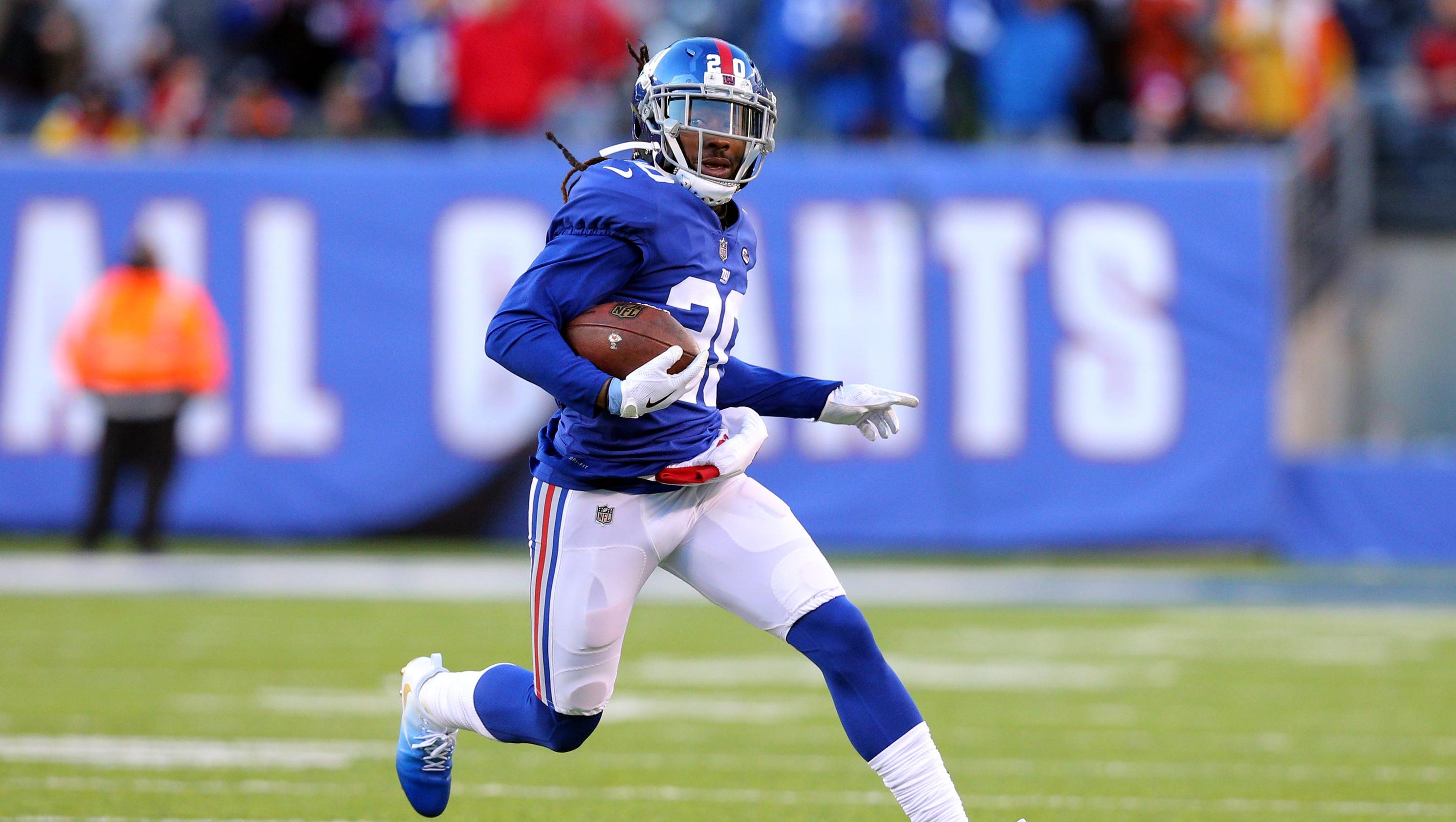 Janoris Jenkins placed on season ending injured reserve by Giants