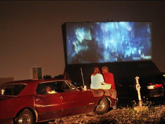 Highway 41 Twin Outdoor Theater