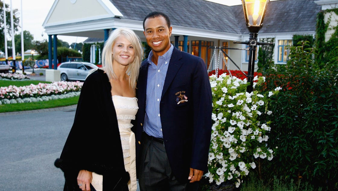 Tiger Woods Talks About Failed Marriage What He Tells Kids