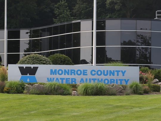 Monroe County Water Authority is located on Norris Drive in Cobbs Hill Park.