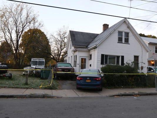 Cuba Place, Rochester homicide