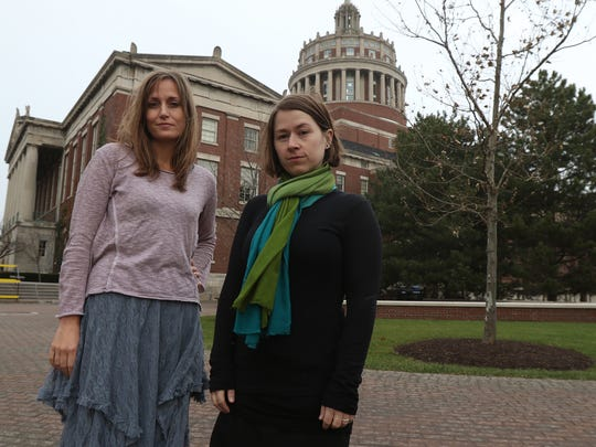 "Jessica Cantlon and Celeste Kidd, associate professors, in the Brain and Cognitive Sciences at the University of Rochester were two of ""The Silence Breakers"" in Time's Person of the Year.  They had spoken up about sexual harassment by professor Florian Jaeger."