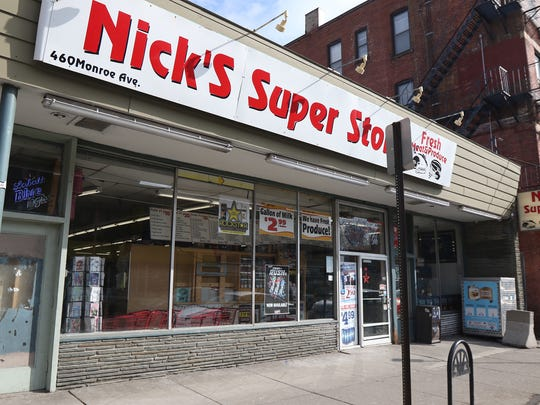 The state Agriculture Department started Jan. 1 with a new letter rating system A, B or C  for its food safety inspections of retail food stores. It gives shoppers a better sense of cleanliness of the store they are shopping in.  Those who receive a C for critical deficiencies will be inspected again within or about 60 days to correct the problem.  Nick's Super Store on Monroe Avenue received an A.