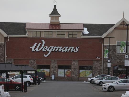 Wegmans on East Avenue.