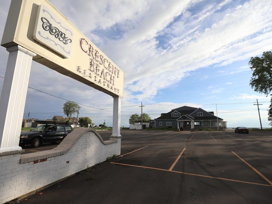 Crescent Beach Restaurant has been closed for years.
