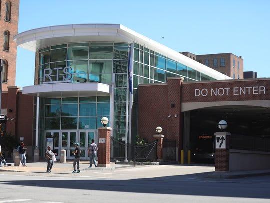 RTS Transit Center.