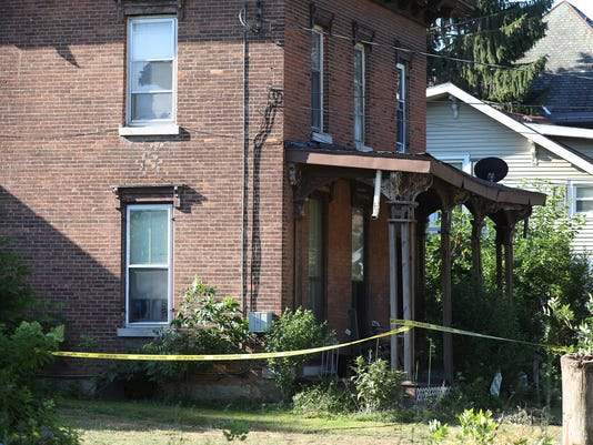 Waterloo homicide Virginia Street