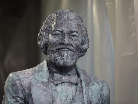 Frederick Douglass statues