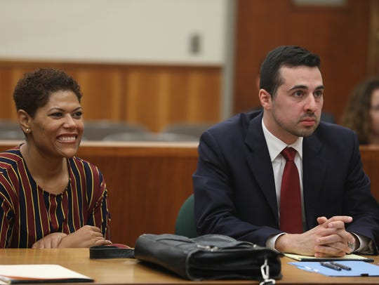 Judge Leticia Astacio pleaded not guilty of attempted