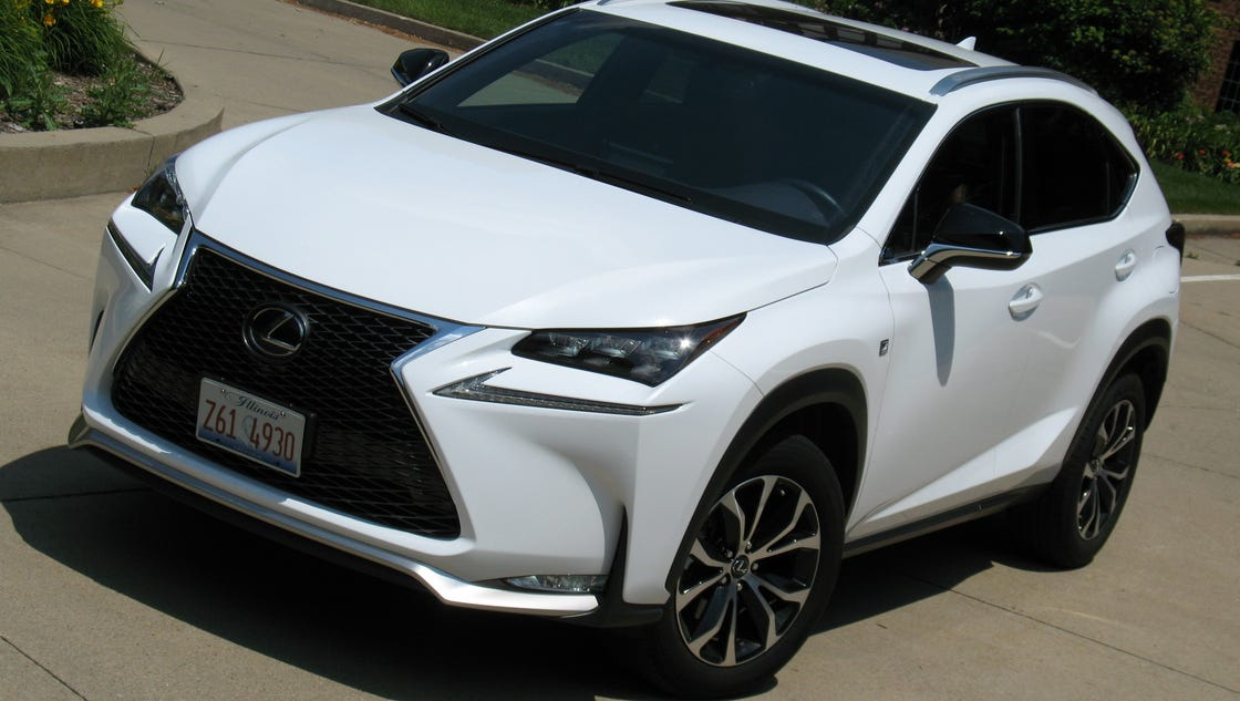 2016 lexus nx has compact luxury utility. Black Bedroom Furniture Sets. Home Design Ideas
