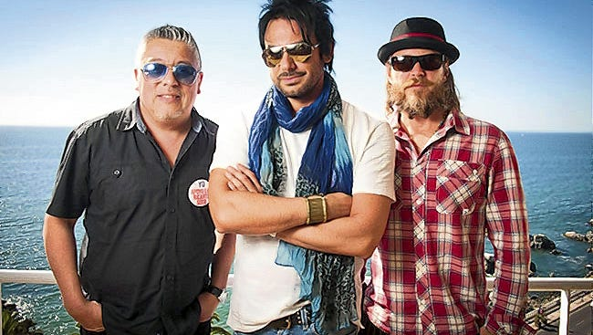 The three-time Grammy Award-winning Chilean rock band La Ley is set to perform at 8 p.m. Thursday at the El Paso County Coliseum, 4100 E. Paisano. Tickets are still available.