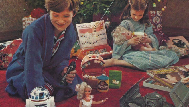 """Don't miss """"Just in Time for the Holidays: Kenner Toys"""" at the Public Library of Cincinnati & Hamilton County's Main Library, 800 Vine St. Downtown. The exhibit runs through Jan. 16."""