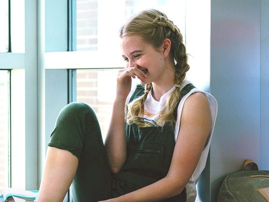 """""""Every Day,"""" starring Angourie Rice, is playing at Regal West Manchester Stadium 13."""