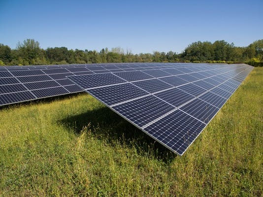 Hundreds Of Construction Workers Needed For New Solar Farm