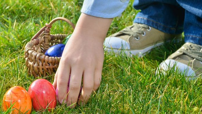 There are several family-friendly spring festivals and egg hunts in Martin County this weekend.