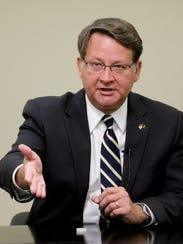 U.S. Sen. Gary Peters.