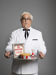 KFC Value Colonel