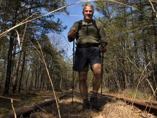 South Jersey offers plenty of options for hiking in