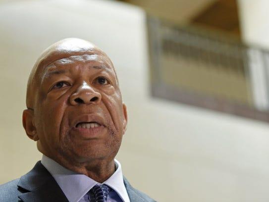 House Select Committee on Benghazi ranking member Elijah