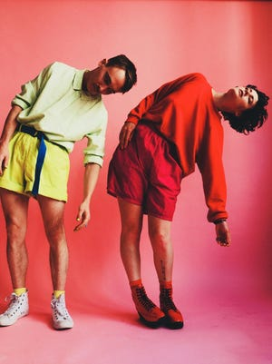 Rubblebucket, featuring University of Vermont alumni Alex Toth and Kalmia Traver, perform Thursday in Burlington.
