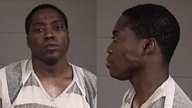 Frederick James McAbee, 41, is considered armed and dangerous after allegedly shooting at a 14-year-old rape victim.