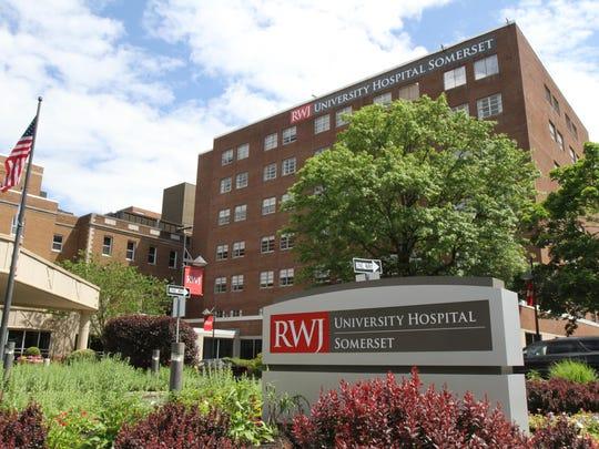 Somerville, RWJ Somerset reach $2 5 million property tax
