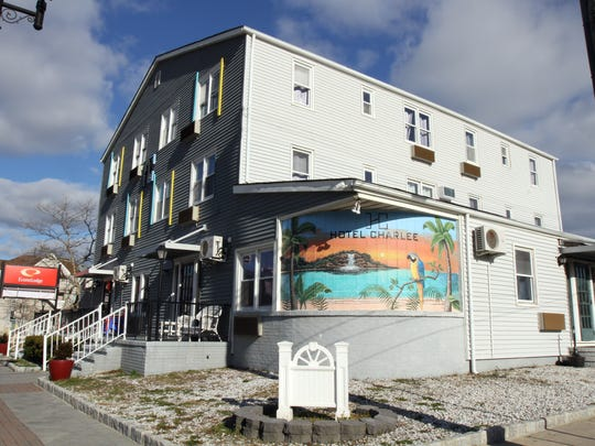 The Hotel Charlee in Seaside Heights has been rebranded as an EconoLodge.