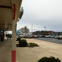 At the Tanger Outlets in Rehoboth Beach, parking was at a premium as post-Christmas shoppers scored big discounts.
