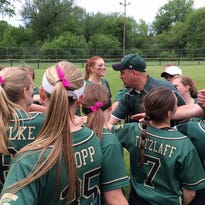 Laconia girls softball shut out Ripon 23-0 Tuesday in Rosendale