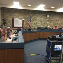 The Wauwatosa Common Council discusses an agenda item Sept. 20 at City Hall, 7725 W. North Ave. The council is expected to adopt the proposed 2017 executive budget in November.