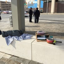 Bomb squad gives 'all clear' at Downtown bus station
